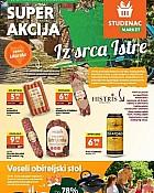 Studenac katalog Iz srca Istre do 3.6.