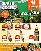 Studenac katalog Iz srca Istre do 27.5.