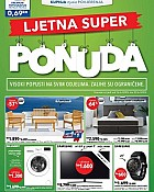 Harvey Norman katalog Ljetna super ponuda