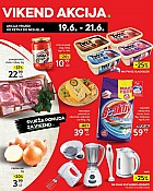 Konzum vikend akcija do 21.6.