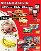 Konzum vikend akcija do 28.6.