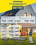 Metro katalog neprehrana Zagreb do 8.7.