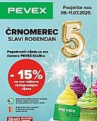 Pevex katalog Črnomerec rođendan