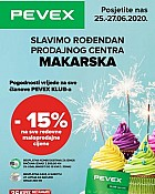 Pevex katalog Makarska do 27.6.