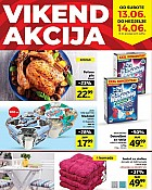 Plodine vikend akcija do 14.6.