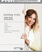 Profi Baucentar katalog Vrata 2020