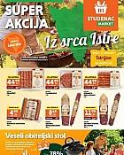 Studenac katalog Iz srca Istre do 10.6.