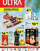 Ultra Gros katalog Vikend akcija do 21.6.