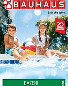 Bauhaus katalog Bazeni 2020