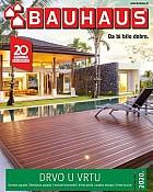 Bauhaus katalog Drvo u vrtu 2020