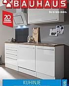 Bauhaus katalog Kuhinje 2020