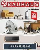 Bauhaus katalog Rashladni uređaji 2020