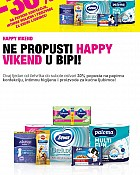 Bipa vikend akcija do 11.7.