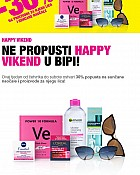 Bipa vikend akcija do 1.8.