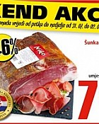 Interspar vikend akcija do 2.8.