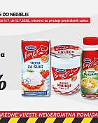 Kaufland vikend akcija do 12.7.