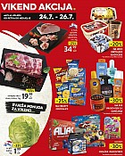 Konzum vikend akcija do 26.7.