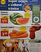 Lidl katalog tržnica do 15.7.