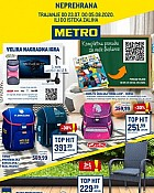 Metro katalog neprehrana Zagreb do 5.8.