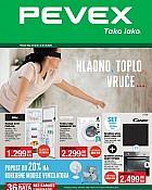 Pevex katalog kolovoz 2020