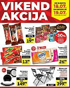 Plodine vikend akcija do 19.7