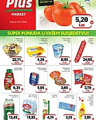 Plus market katalog do 18.7.