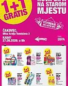 Bipa katalog Čakovec
