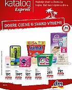 DM katalog Express kolovoz 2020