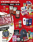 Konzum vikend akcija do 30.8.