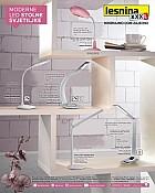 Lesnina katalog Stolne LED svjetiljke