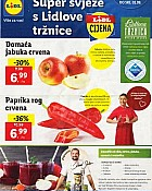 Lidl katalog tržnica do 2.9.