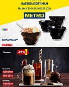Metro katalog Gastro asortiman do 19.8.