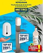 Metro katalog neprehrana Zagreb do 2.9.