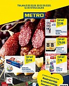 Metro katalog prehrana do 2.9.