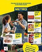 Metro katalog prehrana do 19.8.