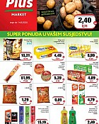 Plus market katalog do 14.8.