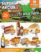 Studenac katalog Iz srca Istre do 16.9.