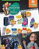 Studenac katalog Povratak u školu