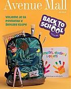 Avenue Mall katalog Škola 2020