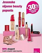 Bipa katalog Jesenske nijanse beauty popusta