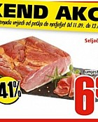 Interspar vikend akcija do 13.9.