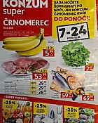 Konzum katalog Črnomerec do 7.10.