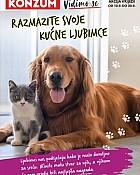 Konuzum katalog Kućni ljubimci