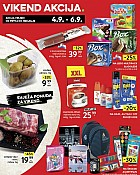 Konzum vikend akcija do 6.9.