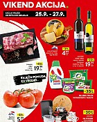Konzum vikend akcija do 27.9.