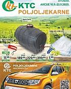 KTC katalog Poljoljekarne do 23.9.