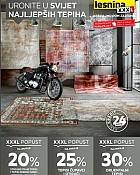 Lesnina katalog Svijet tepiha