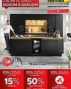 Lesnina katalog Kuhinje do 28.9.