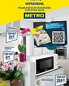 Metro katalog neprehrana Zagreb do 16.9.