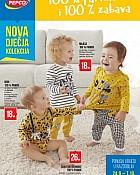 Pepco katalog Nova dječja kolekcija